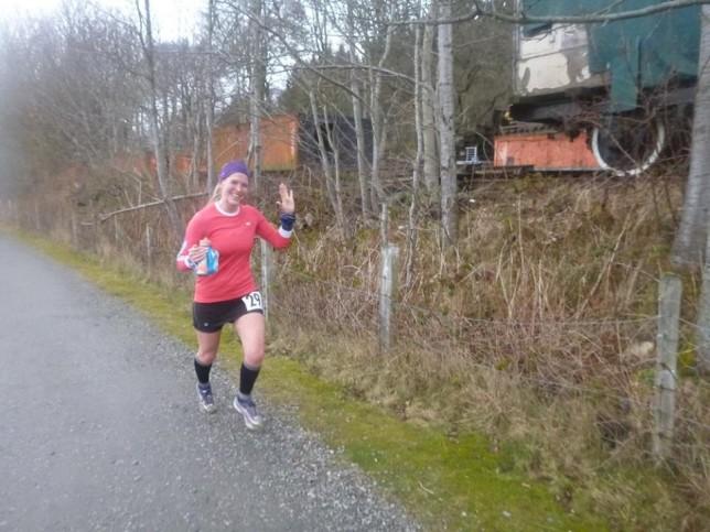 Photo Chen Chee Kong/Running in Scotland